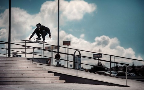 Adidas Skateboarding '3stripestour' en Chile en Latam Review | Sports & News Review | Scoop.it