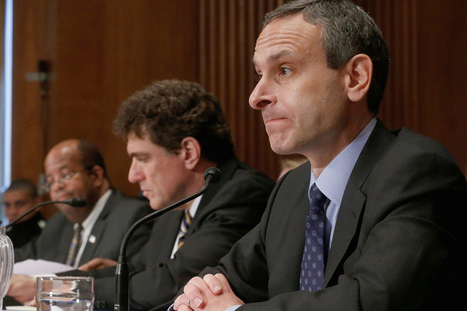 Former IRS commissioner says scrutiny was not his job as a political appointee | Freedom and Politics | Scoop.it