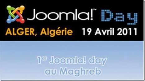 JoomlaDay Algérie (#JD11DZ #sdw ) par Walid Laribi   Revolution Digitale Algérienne   Scoop.it