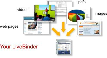 LiveBinders Tips and Tricks | The 21st Century | Scoop.it