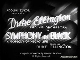 Duke Ellington's Symphony in Black, Starring a 19-Year-old Billie Holiday | Books, Photo, Video and Film | Scoop.it