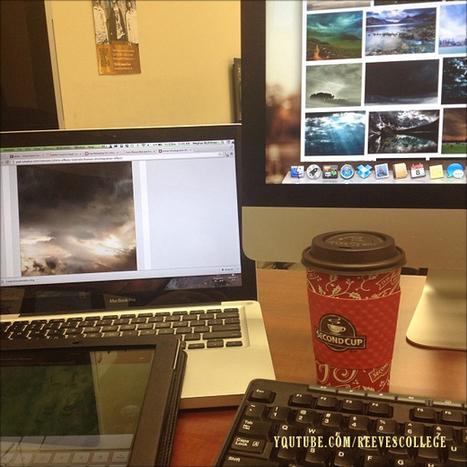 Life at Reeves College on Instagram by Meghan | Reeves College in Alberta Canada | Scoop.it