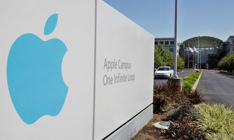 A Body Has Been Found at Apple Headquarters | Business News & Finance | Scoop.it