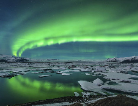 ¿Suenan las auroras boreales? | Agua | Scoop.it