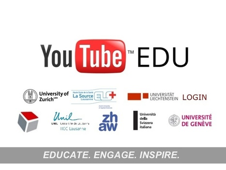 YouTube va por la educación en línea   tese   Scoop.it