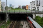 Green-Roofed Urban Park Springs Up Atop a Railway Deck in Munich | Sustainable Futures | Scoop.it