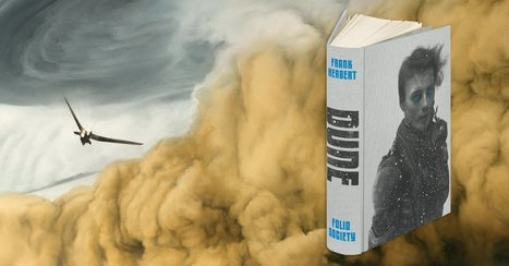 The Folio Society wins D&AD Award for Dune | Folio Media Centre |Folio Media Centre | | The Folio Society | Adventures in Science Fiction | Scoop.it