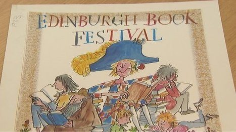 Book festival celebrates 30 years | Edinburgh Fringe and Arts | Scoop.it