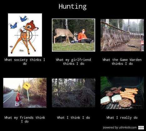 Hunting   What I really do   Scoop.it