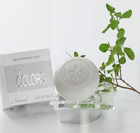 the COLORS WHITENING BAR | albertkevin | Scoop.it