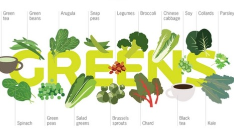 This Infographic Shows the Phytonutrients You Need to Stay Healthy | Health and Fitness Magazine | Scoop.it