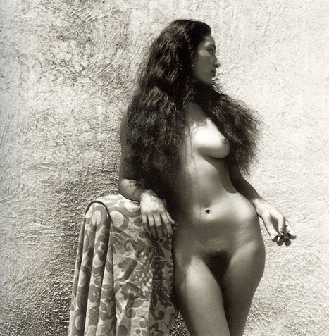 Vintage Nude: Nievis by Fritz Henle, 1943 | Sex History | Scoop.it