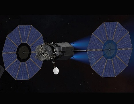 NASA Asteroid Redirect Mission Completes Design Milestone as Cost Rises at Parabolic Arc | New Space | Scoop.it