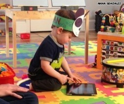 When should we expose toddlers to technology? - HLNtv.com | Technology in Art And Education | Scoop.it