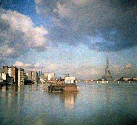 VILLE LUMIÈRE – Le Paris des années 1900 en couleurs | Revue des médias | Scoop.it