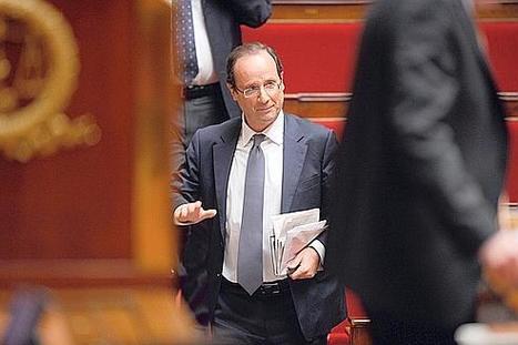 """AAA"" : l'UMP fustige la «légèreté» de François Hollande | Hollande 2012 | Scoop.it"