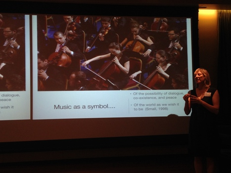 Teaching music for well-being | music work | Music Technology | Scoop.it
