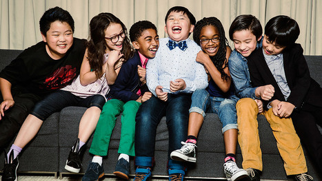 A Roundtable Discussion With the 12-and-Under Stars of ABC's Comedy Slate   Digital kids   Scoop.it