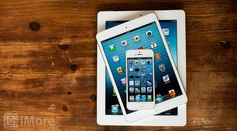 How to setup and start using your new iPhone, iPad, or iPad mini | iMore.com | i-Pad mini - uses in education | Scoop.it