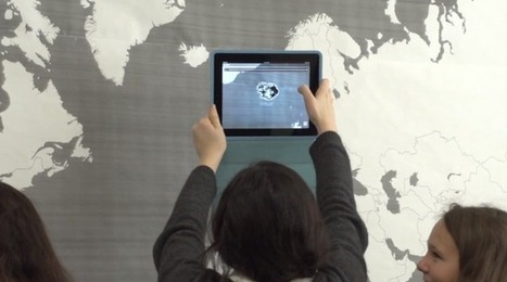 Putting the World In Their Hands: Augmented Reality in the Classroom | Edtech PK-12 | Scoop.it