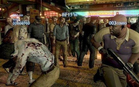 Resident Evil 6 gets Left 4 Dead   Den of Geek   Resident Evil 6 Leon Kennedy Leather Costume   Scoop.it