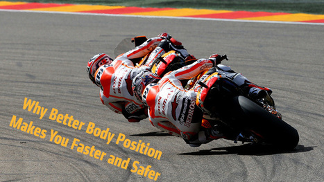 10 Things You Need To Know About Motorcycle Body Position For Sport Riding | Ductalk Ducati News | Scoop.it