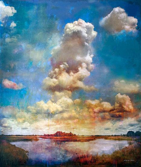 Cet artiste métamorphose ses photographies de paysages en de sublimes tableaux impressionnistes | Jaclen 's photographie | Scoop.it