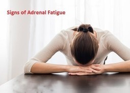 You Can Be Suffering From Adrenal Fatigue If Feeling Stressed & Tired All The Time | Disease and Treatment | Scoop.it