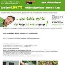 Ses parents ont un toit vert en biosedum et vous ?   Toiture terrasse végétalisée   Scoop.it