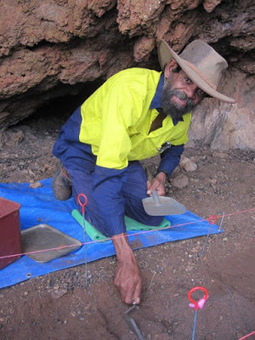 Evidence of oldest human occupation in Australia's Mid-West discovered | The Archaeology News Network | Kiosque du monde : Océanie | Scoop.it