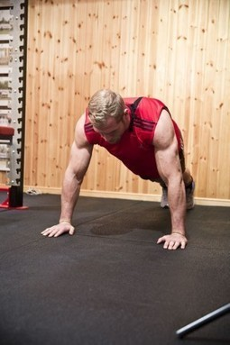 Five Minute Tabata | JH BODYFIRE | Anti Aging News, Breakthroughs and Tips | Scoop.it