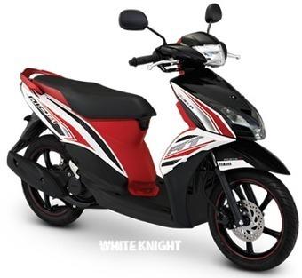 Harga Yamaha Mio GT 2013 | daftar harga otomotif | Scoop.it