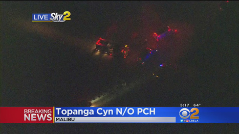 4 Hospitalized After Car Crashes Near PCH In Malibu | California Car Accidents | Scoop.it
