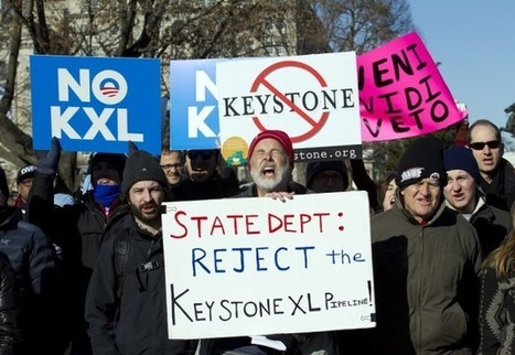 Obama Just Vetoed The Keystone XL Pipeline. Now What? | sustainablity | Scoop.it