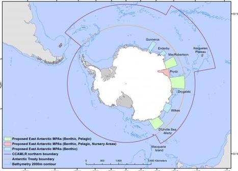 L'Europe veut instaurer des aires marines protégées en Antarctique | Nature & Civilization | Scoop.it