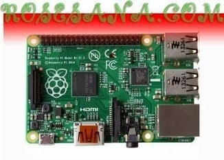 2R Hardware & Electronics: Raspberry Pi model B+ | Raspberry Pi | Scoop.it