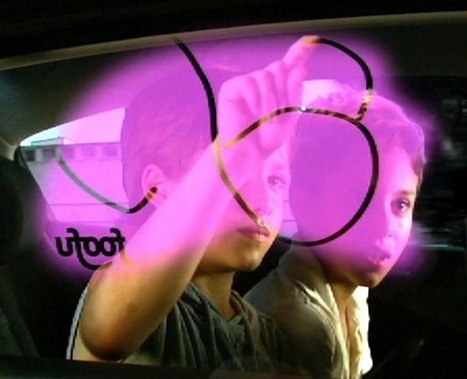 Fun With Interactive Back Seat Windows : Discovery News | FutureChronicles | Scoop.it