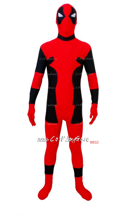 Deadpool Lycra Super Hero Costume | deadpool costume | Scoop.it