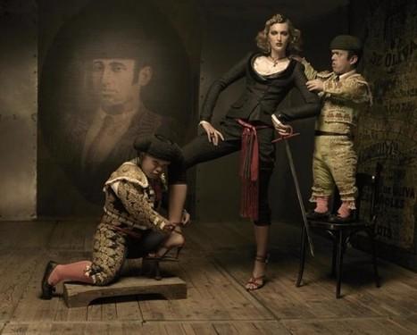 Eugenio Recuenco, l'art de la photographie de mode | #Graphisme #Webdesign #Communication #Publicité | Scoop.it