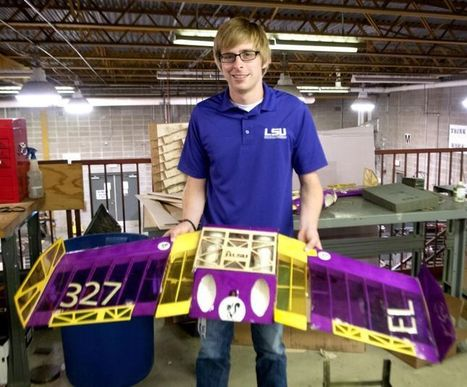 Senior engineers design and build inventions to graduate - LSU The Reveille | STEM Advocate | Scoop.it