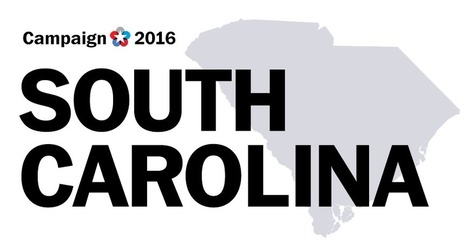 South Carolina Election Results 2016: Live Maps, Polling, Analysis, Schedule, Complete Updates | AP Human Geography Digital Knowledge Source | Scoop.it