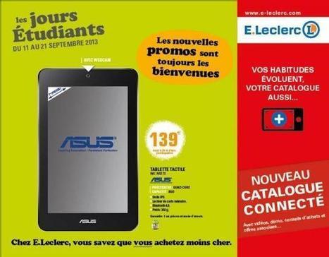 Le prospectus devient interactif chez E.Leclerc... | E.business | Scoop.it
