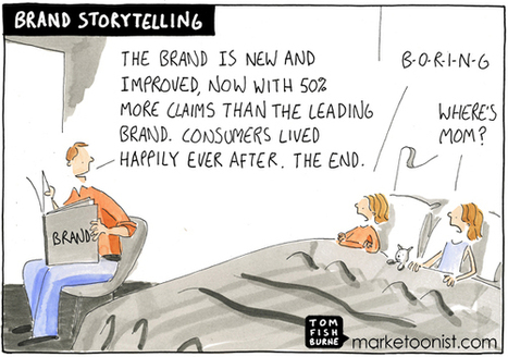 | 4 Tips for Using Storytelling for Business | Technology and Education Resources | Scoop.it