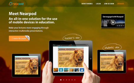 Nearpod Homework has finally arrived! | Nearpod | iGeneration - 21st Century Education | Scoop.it