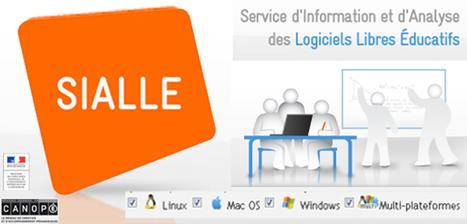 SIALLE - Logiciels Libres Éducatifs - 270 logiciels du primaire au lycée, 68 disciplines... | Informatique applis innovations | Scoop.it