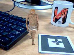 Realidad aumentada. Un Neandertal en 3D pasea por tu mesa | #masterredesuned Máster Redes Sociales y Emprendimiento | Scoop.it