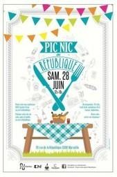 Venez pique-niquer en plein-centre de Marseille le 28 juin   Tendances gastronomiques et innovations culinaires   Scoop.it