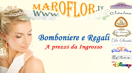 Bomboniere Matrimonio, Bomboniere Battesimo Comunione, Bomboniere Laurea Originali Online – Maroflor.it   Maroflor   Scoop.it