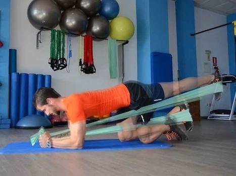 Una banda elástica, muchos objetivos | Fitness | Sportlife.es | Corredor Popular | Scoop.it
