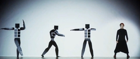 'primitive' by nobuyuki hanabusa / enra | Music, Theatre, and Dance | Scoop.it